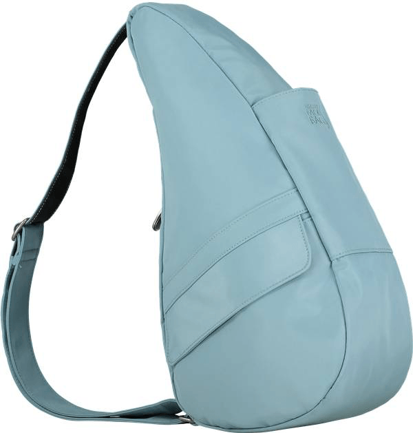 Healthy Back Bag Microfibre Small Blue Sage 7303-BS 2