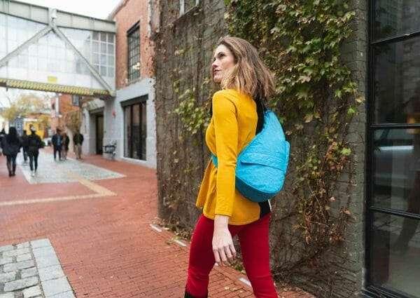 Healthy-Back-Bag-Textured-Nylon-Small-Azure-Blue-6303-AZ1.jpg