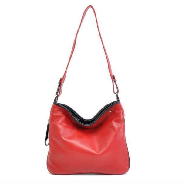 Berba-Leren-Dames-Handtas-Soft-005-839-rood_zwart.jpg